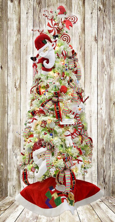 2016 Christmas Theme Trees Alsip Home Amp Nursery