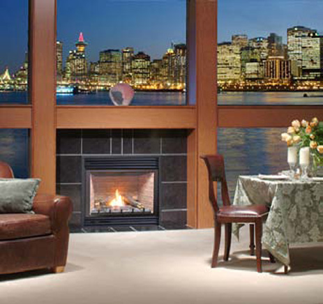 Contemporary Versus Traditional Fireplaces