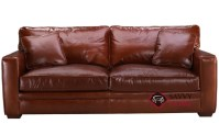Houston Leather Sofa by Savvy is Fully Customizable by You ...