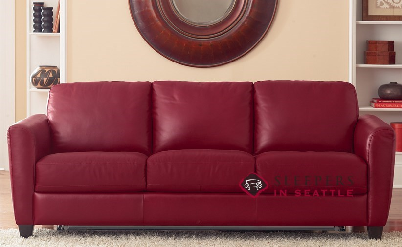 sectional sofas seattle for 10000 customize and personalize liro (b592) queen leather sofa ...
