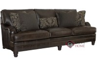 Tarleton by Bernhardt Leather Sofa by Bernhardt is Fully ...