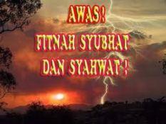 fitnah syahwat