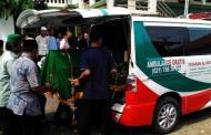 Laporan Layanan Ambulans Gratis 2017