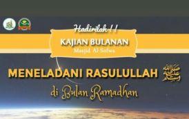 Kajian Bulanan Masjid Al-Sofwa April 2018