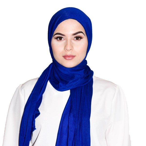 Jersey cotton hijab