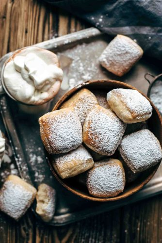 Baked Buttermilk French Beignets Recipe