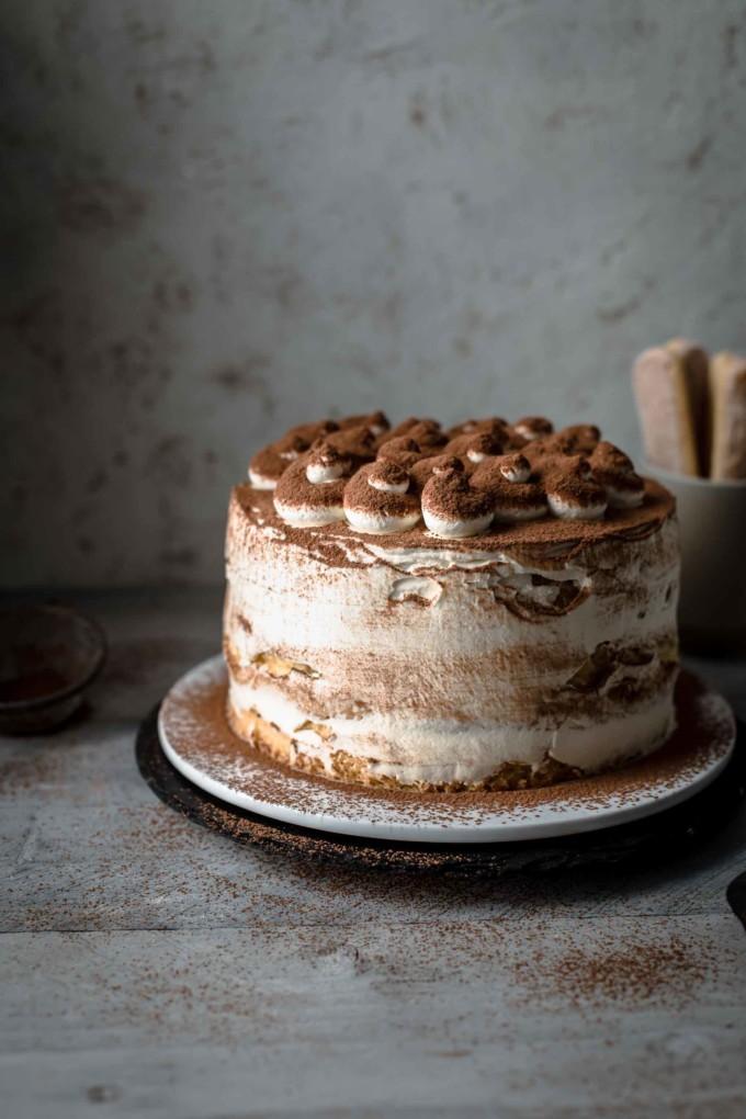 Tiramisu Cake Recipe Also The Crumbs Please