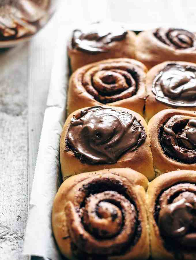 The Best Homemade Chocolate Rolls Recipe
