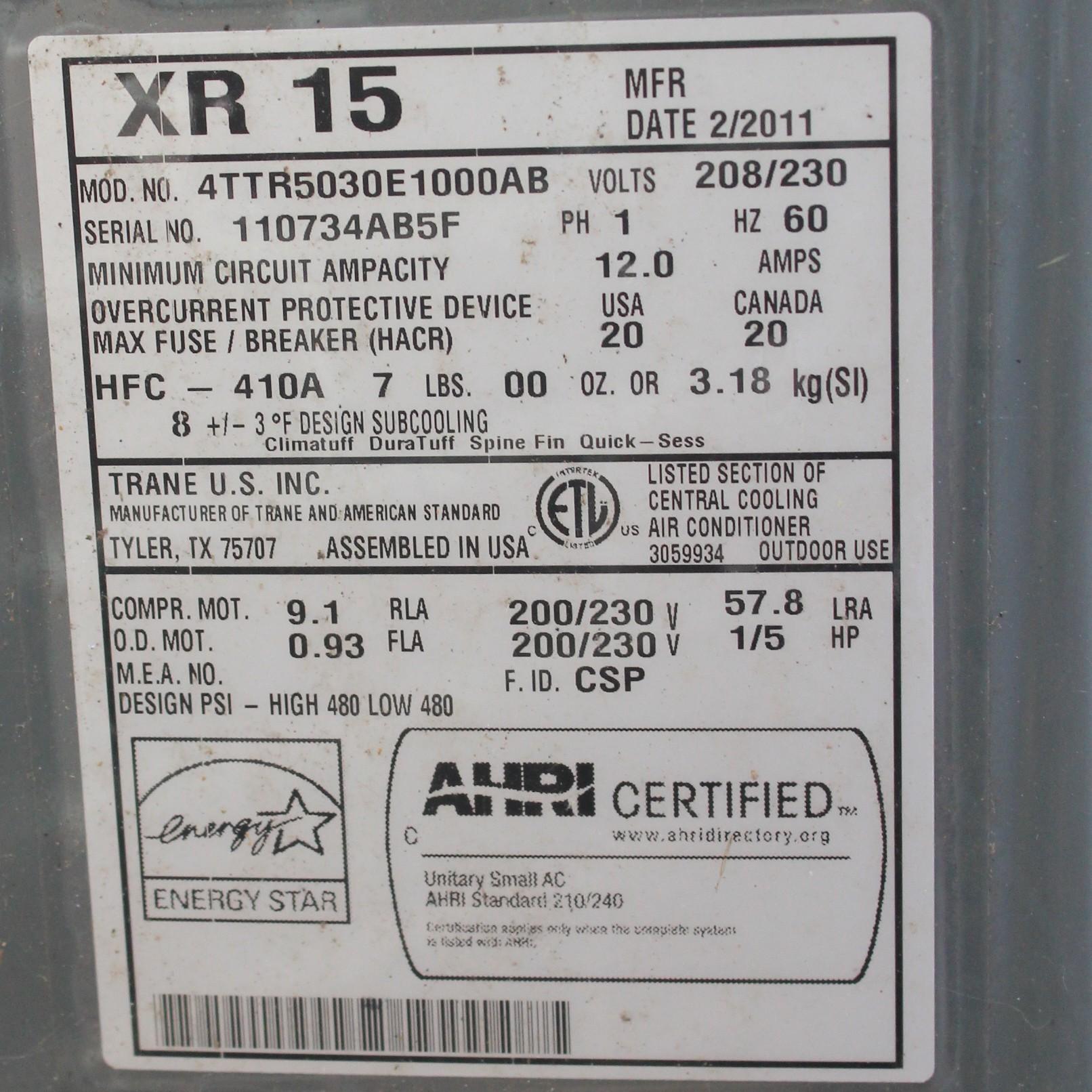 Summit Refrigerator Wiring Diagram Acr410refrigerant Al S Plumbing Heating Amp Air Conditioning