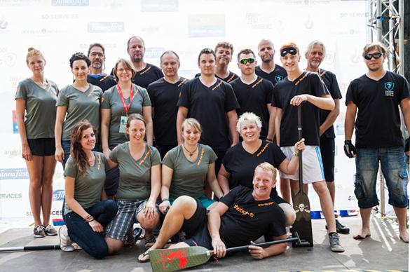 Teambuilding macht Spaß im Drachenboot