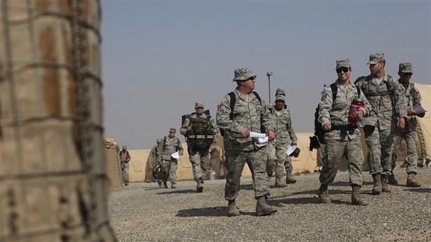 وزير الدفاع الامريكي: سحب قواتنا من العراق وافغانستان خلال الساعات المقبلة