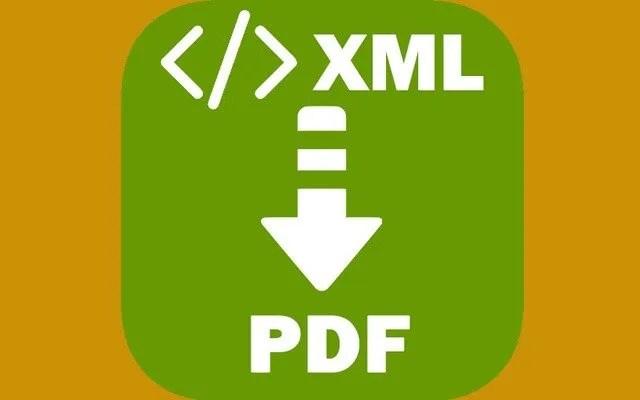 XML to PDF