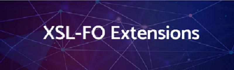 XSL-FO to PDF