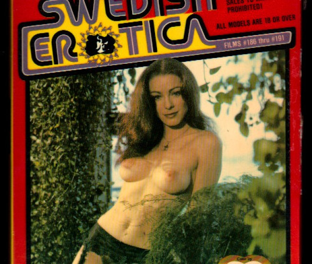 Swedish Erotica Classy Saleslady 8mm Film No 191