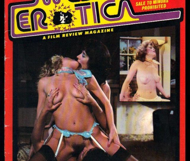 Swedish Erotica A Film Review Magazine All Color No 38