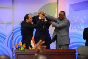 جولة مفاوضات جديدة حول (سد النهضة) مطلع مايو باديس ابابا