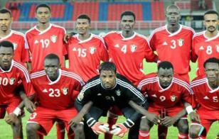 السودان يعبر لدور الثمانية بسيكافا برباعية في جيبوتي
