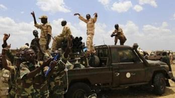 البشير يصف قوات حميدتي  بالمخزون الاستراتيجي للدولة