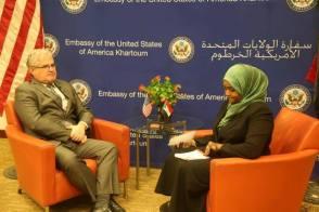 الخارجية السودانية تستدعي القائم بالأعمال الأمريكي