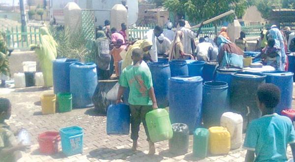 زيادات جديدة على تعريفة مياه الشرب بولاية الخرطوم