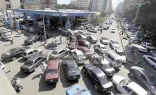 أزمة الوقود تتفاقم في الخرطوم والازدحام يعطل حركة المرور