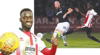 مو عيسى من السودان إلى الكرة الإنجليزية