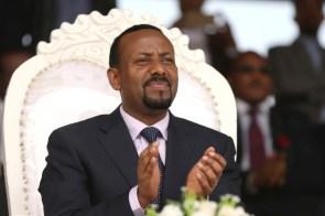 """رئيس وزراء إثيوبيا في واشنطن وسط ترحيب بـ""""إصلاحاته التاريخية"""""""