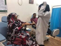 Youths, artists and companies launch initiatives to aid patients in Kassala