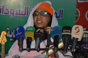 """الأمة يدفع بـ""""والدة قتيل شارع النيل"""" رسمياً لمجلس الإستثمار"""