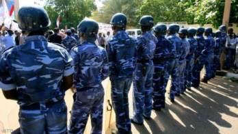 قوات نظامية تحمي تجار مخدرات بولاية سودانية