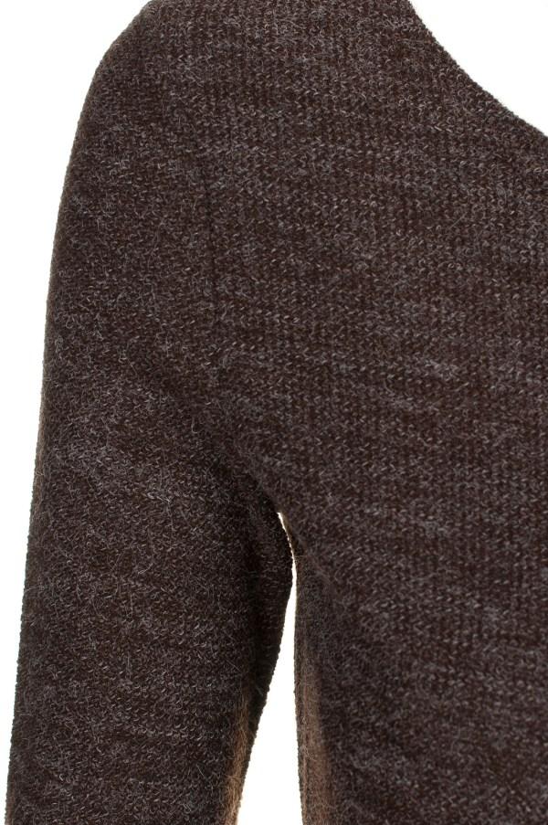 Robe mini d'automne avec manches longues packshot zoom