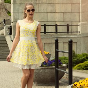 robe à deux couches