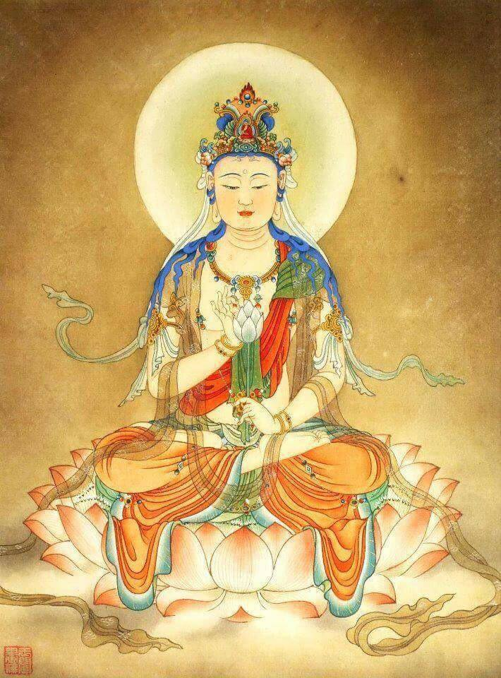 Guan Yin Clear Light