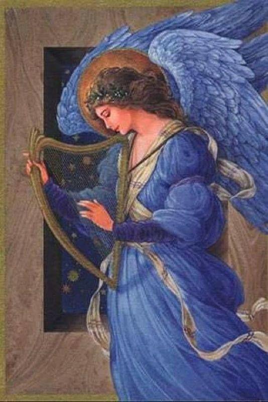 Angel Blue St Teresa