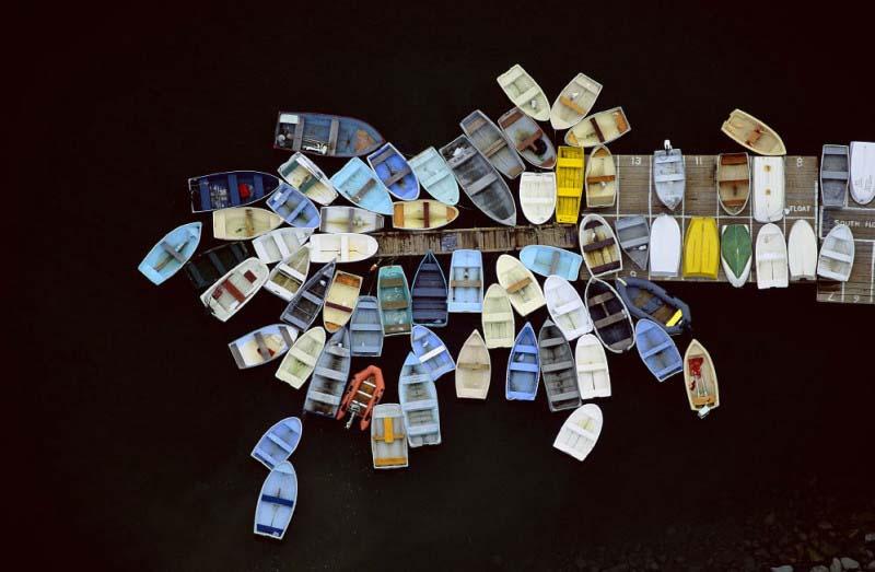 20. Barcos em cais