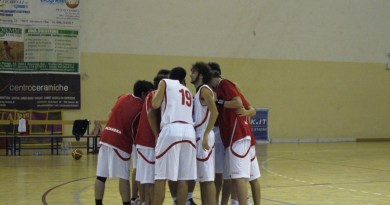 Libertas Basket Altamura - Cestistica Bari 72-69