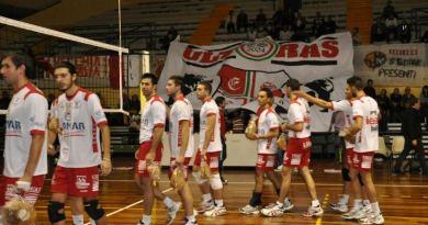 Domar Volley - Pallavorlo Monterotondo 3-2