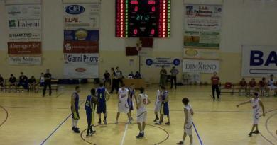 Cobar Libertas Altamura - A. Dil. Basket Ceglie 75-83