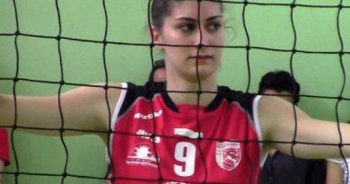 AIsa Denora, capitano della Leonessa Volley Altamura
