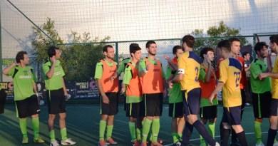 Il terzo tempo tra Pellegrino Sport e Futsal Margherita