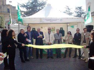 L'inaugurazione del Percorso gastronomico e prodotti tipici