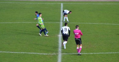 Fortis Murgia - Monte Sant'Angelo: il calcio d'inizio