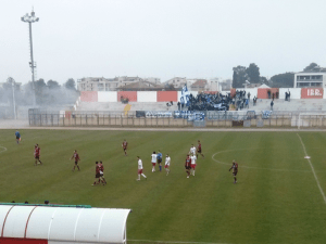 Sporting Altamura - Virtus Francavilla