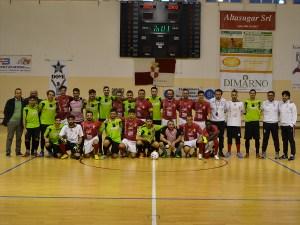 Alta Futsal - Pellegrino Sport C5