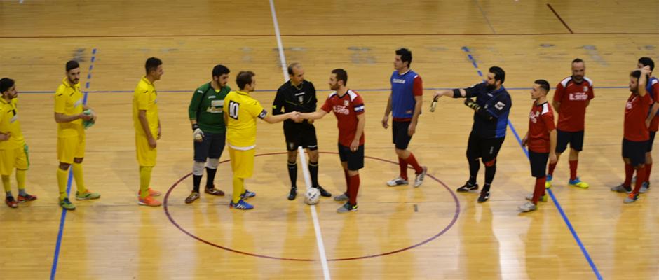 Pellegrino Sport C5 - Futsal Giovinazzo
