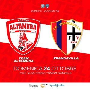 Team Altamura - Francavilla (photo credits Team Altamura)