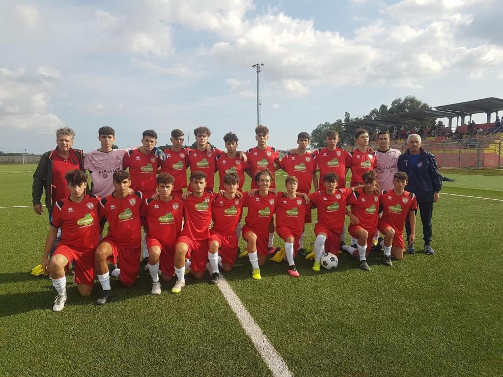 Team Altamura Juniores (photo credits Team Altamura - Facebook)