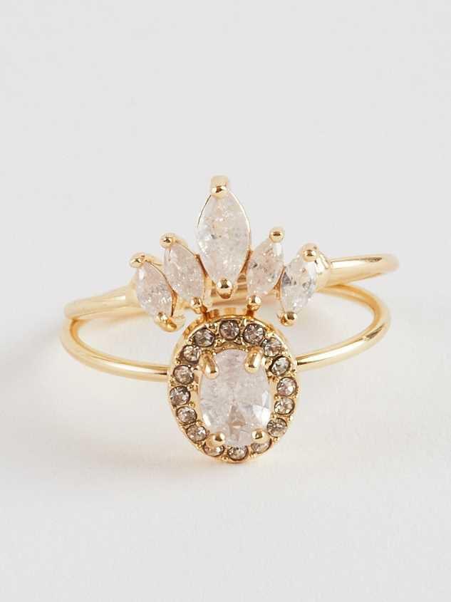 cheryl ring set