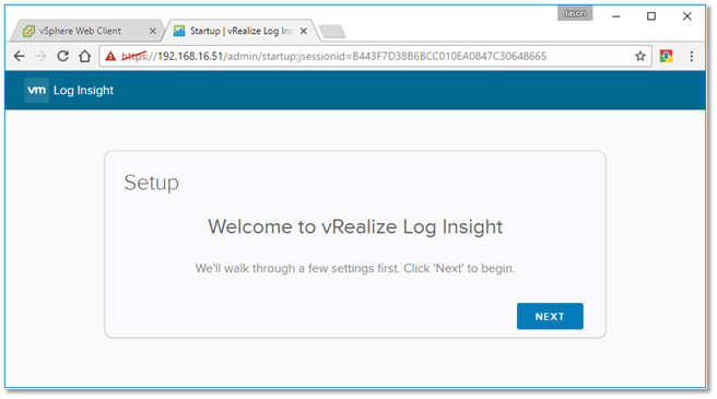 vRealize Log Insight: How to Deploy it & First Look