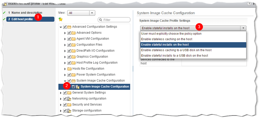 Testing ESXi Auto Deploy in a nested environment